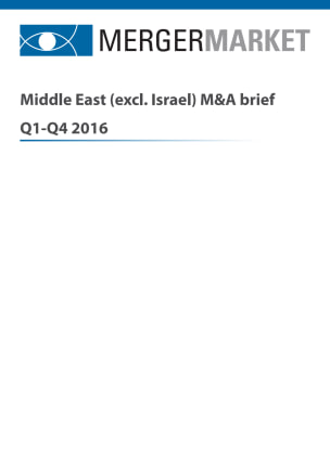 Download: Middle East M&A Brief Q1 - Q4 2016