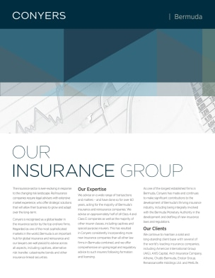 OUR INSURANCE GROUP