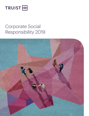 Corporate Social Responsibility 2019