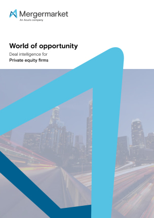 World of opportunity: Deal intelligence for Private equity firms