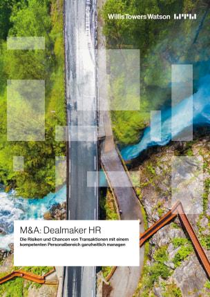 M&A: Dealmaker HR