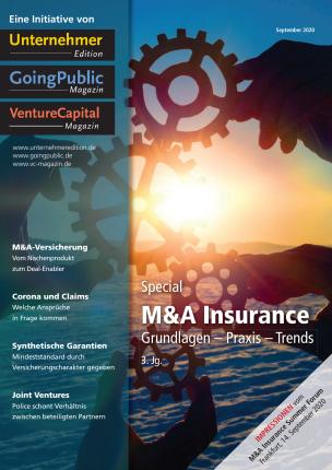 M&A Insurance Special Grundlagen – Praxis – Trends