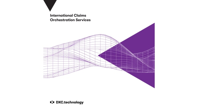 ICOS – International Claims Orchestration Service