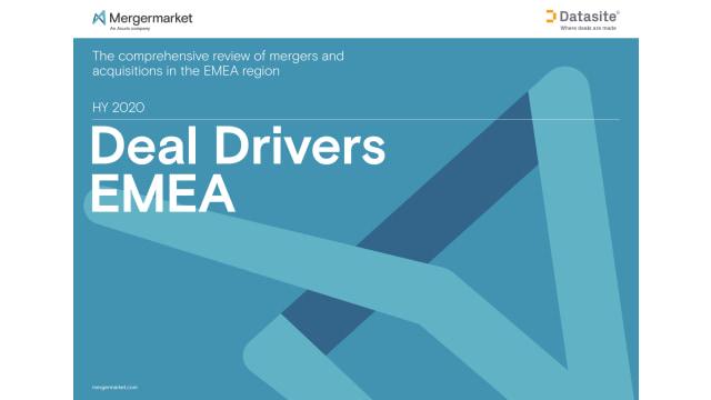 Deal Drivers EMEA
