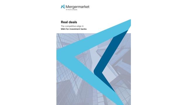 Mergermarket Benefits Brochure - Investment Banks EMEA
