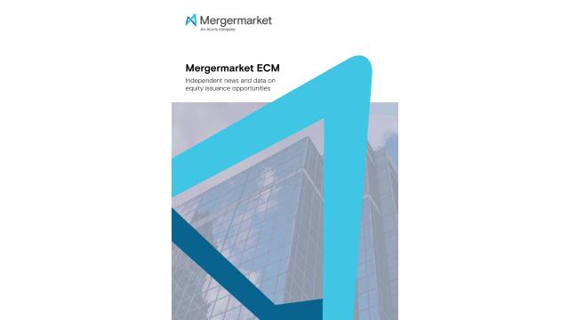 Mergermarket ECM