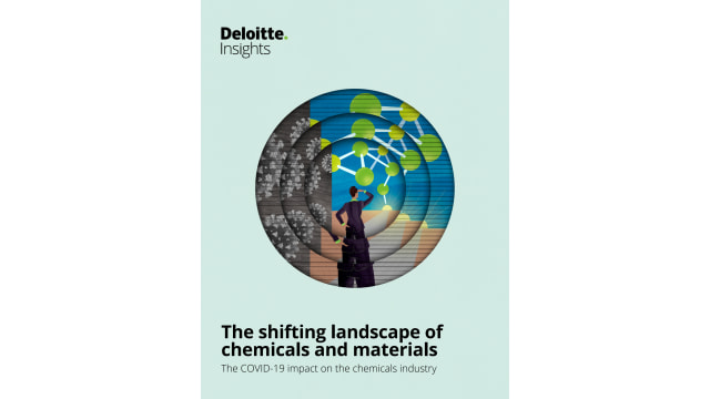 The Shifting Landscape of Chemicals and Materials